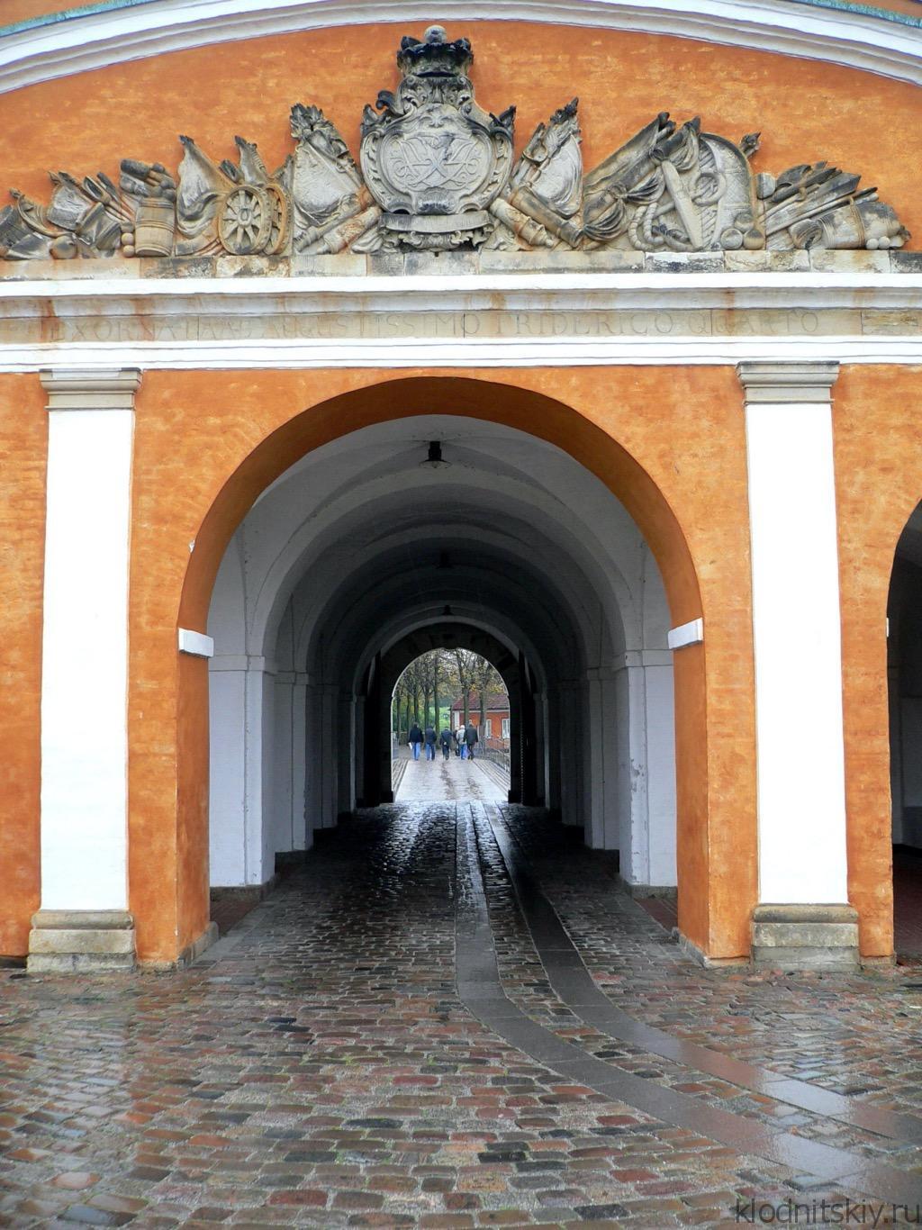 Замок Гамлета, Кронборг, Дания