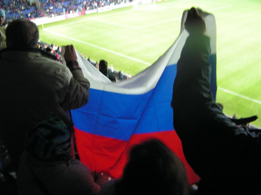Дания - Россия