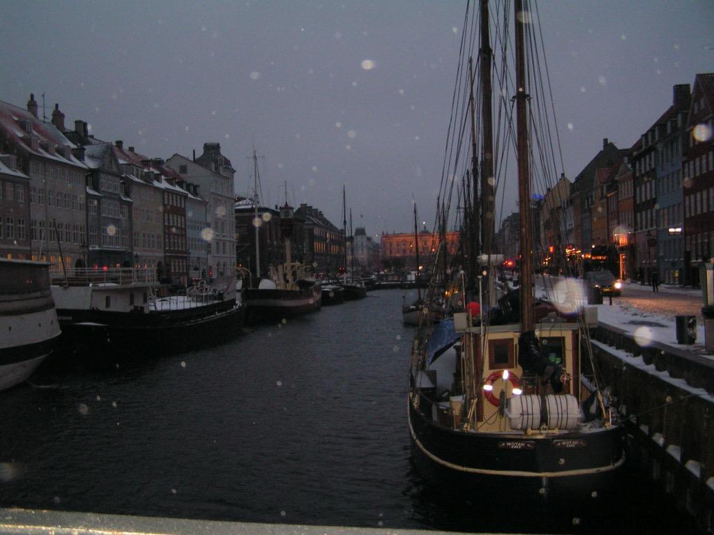 Ny Havn Копенгаген, Дания
