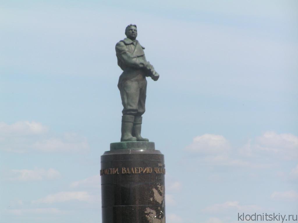 Чкалов, Нижний Новгород, Россия