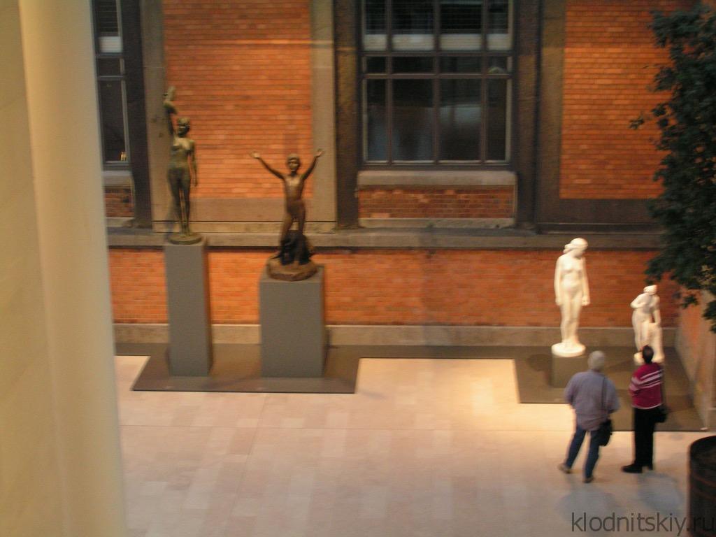 Музей современного искусства, Копенгаген, Дания