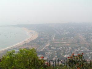 Вайзак, Индия