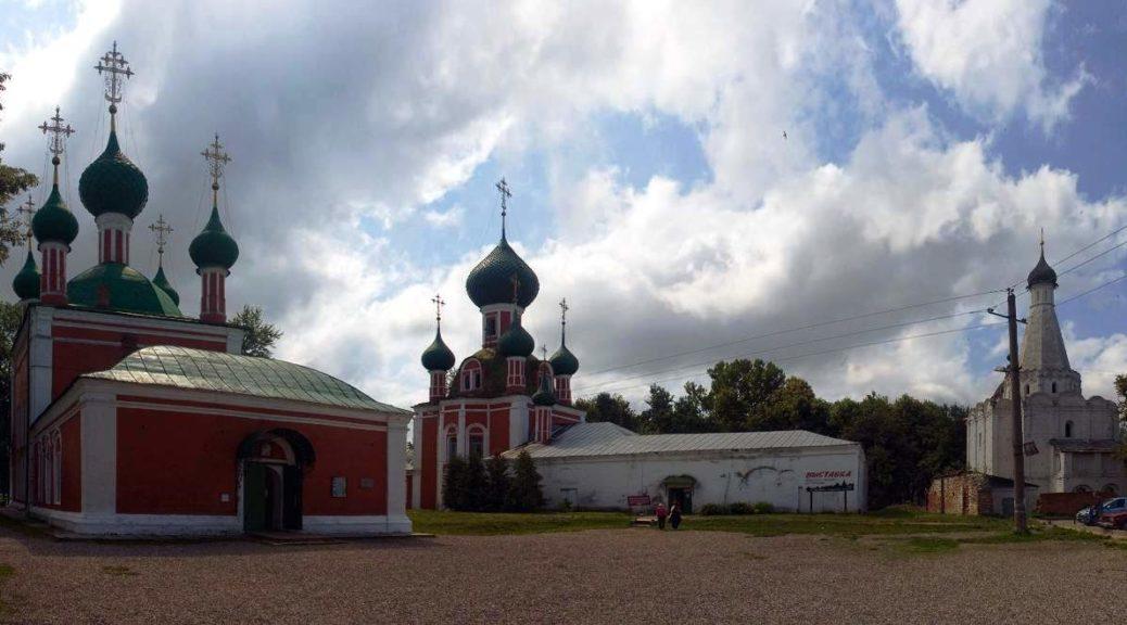 красная площадь переславль-залесский