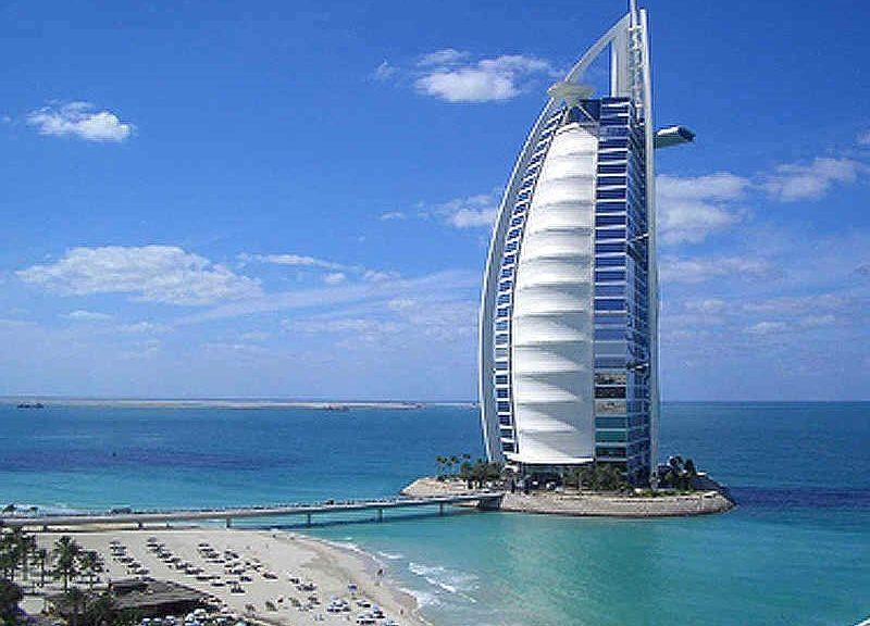 Гостиницы Дубай