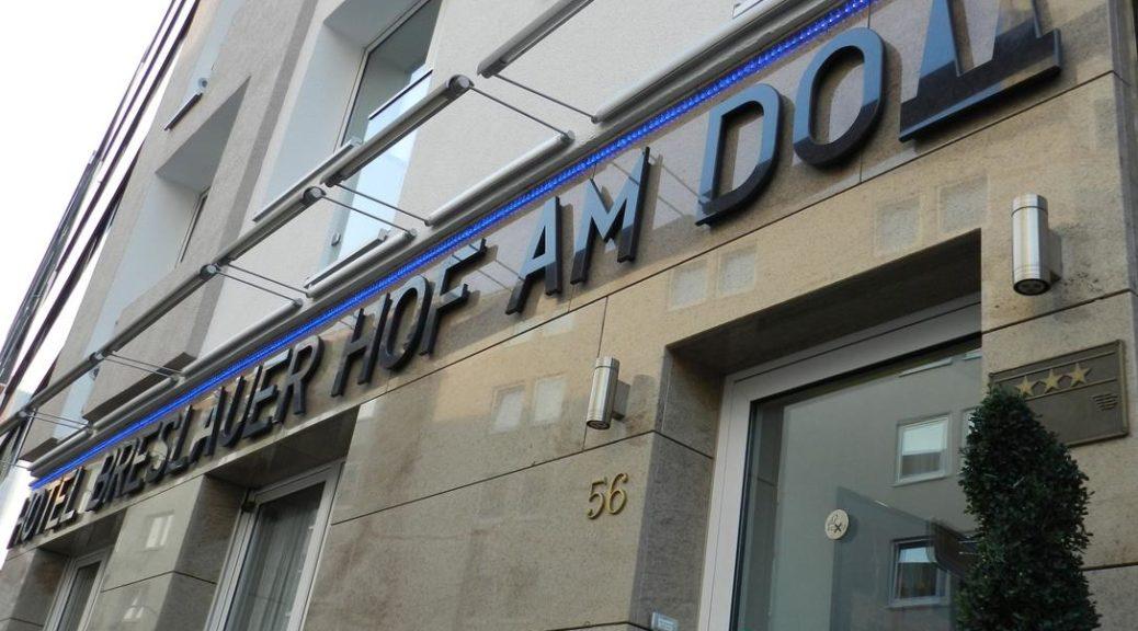 Breslauer Hof Am Dom 3* (Германия, Кельн)