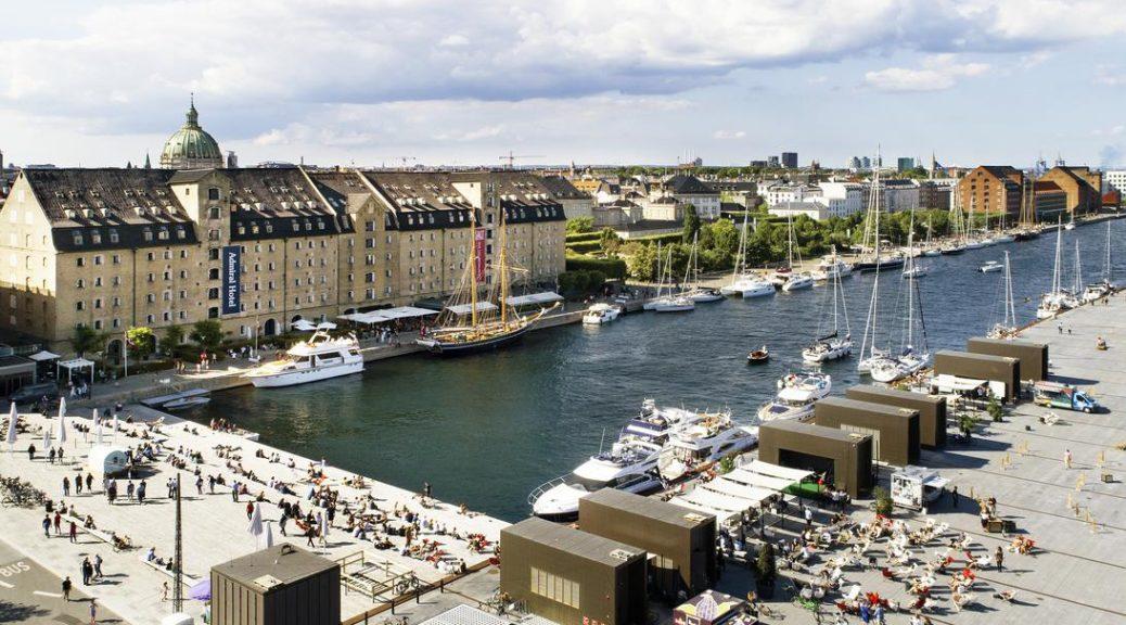 Гостиница Адмирал (Копенгаген, Дания)