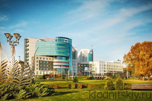 Гостиница Виктория 4* (Минск, Республика Беларусь)