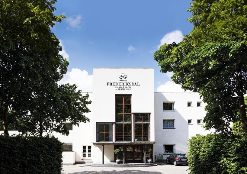 Frederiksdal Sinatur Hotel & Konference (Люнгбю, Дания )