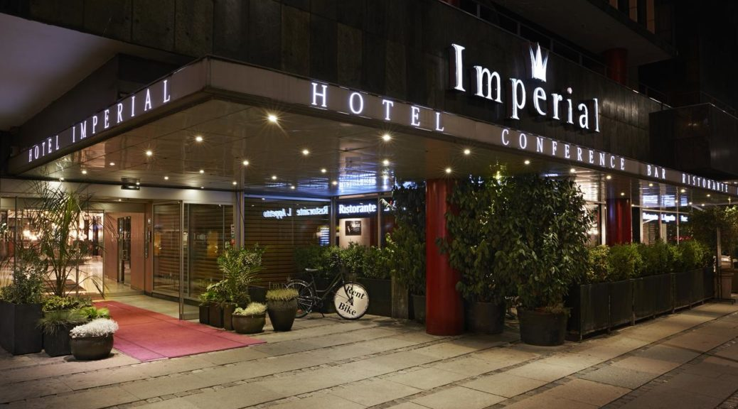Hotel Imperial 4* (Дания, Копенгаген)