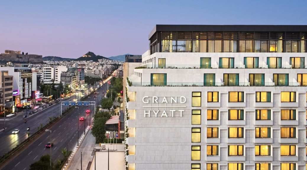 Гостиницы Греции