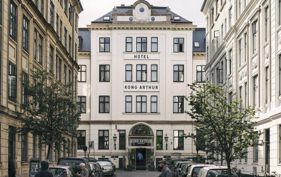 Hotel Kong Arthur 4* (Дания, Копенгаген)