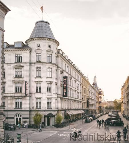Гостиница Ibsens (Копенгаген, Дания)