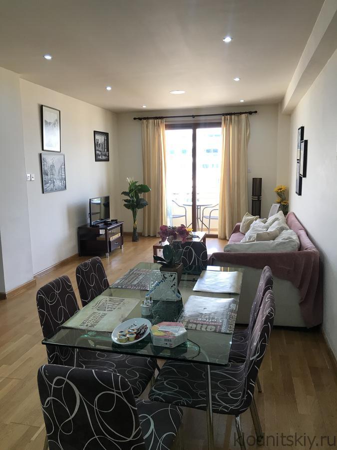 Ithaki Phinikoudes Apartment (Ларака Кипр)