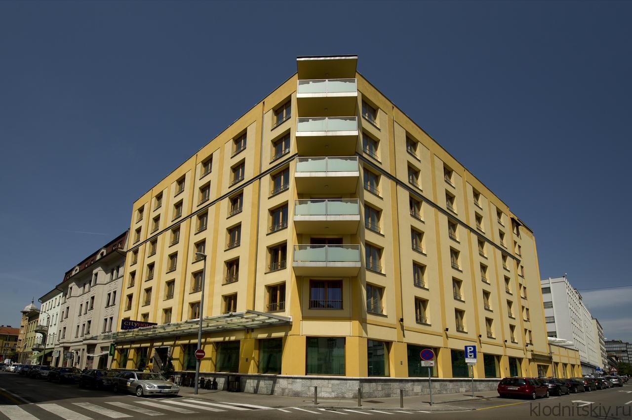 City Hotel 3* (Словения, Любляна)