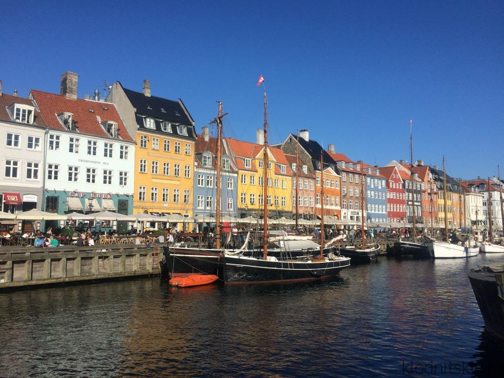 Ny Havn, Копенгаген, Дания