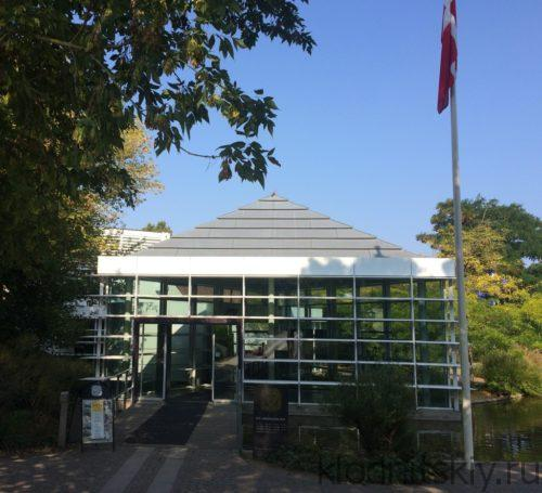 Дом-музей Андерсена (Оденсе, Дания)