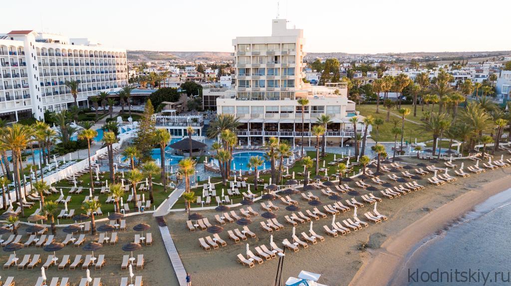 Гостиницы Кипра
