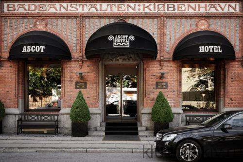 scot Hotel (Копенгаген, Дания)