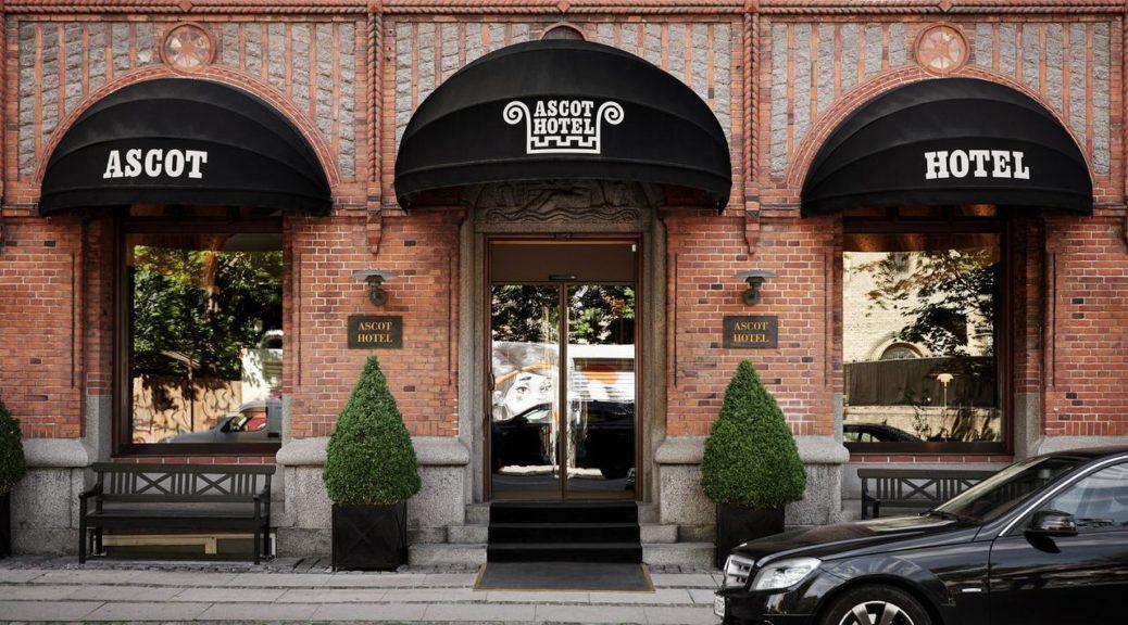 Гостиница Ascot Hotel & Spa 4*
