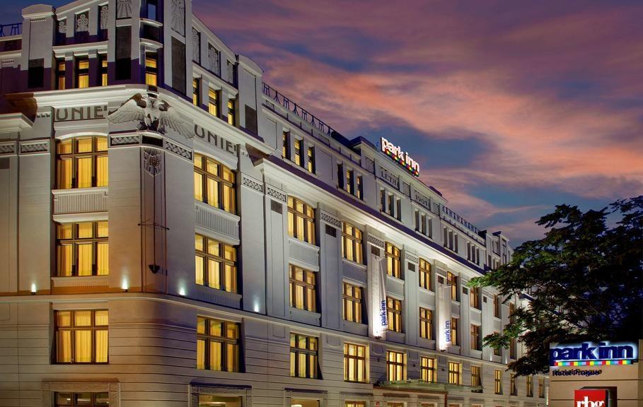 Park Inn Hotel 4* (Чехия, Прага)