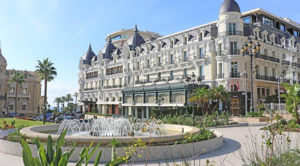 Hotel de Paris 5* (Монако, Монте-Карло)