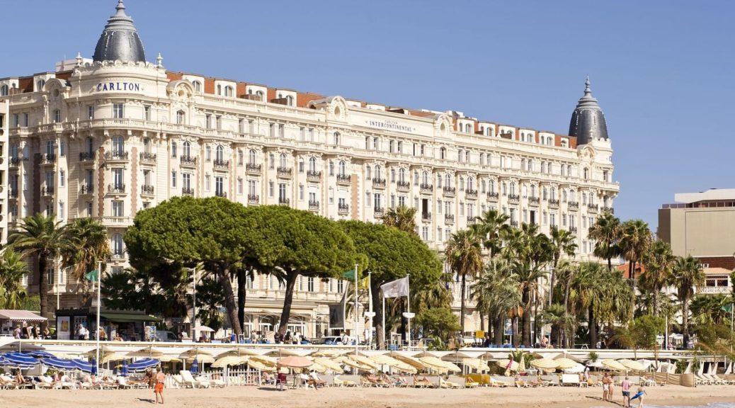 InterContinental Carlton Cannes 5* (Канны, Франция)