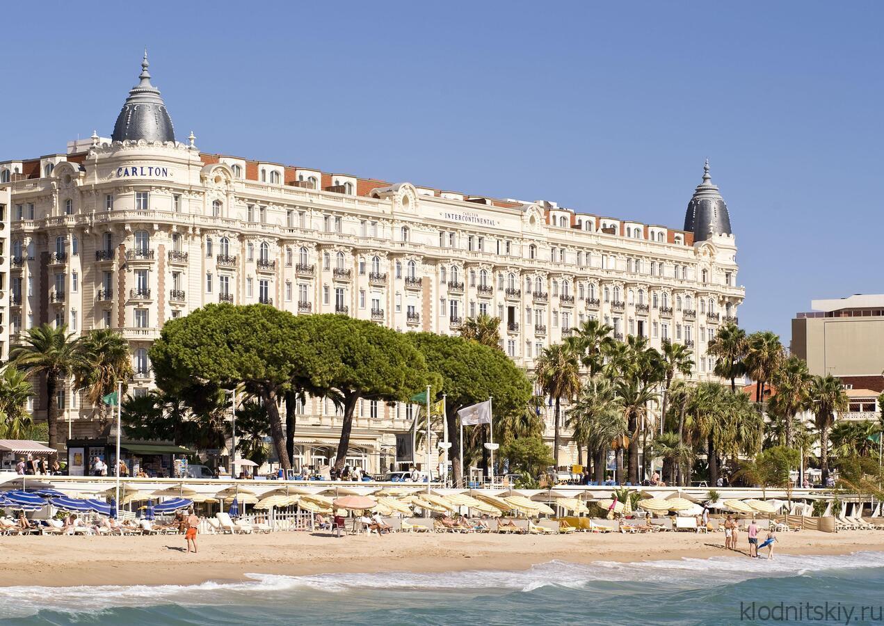 InterContinental Carlton Cannes 5* (Канны, Франция)