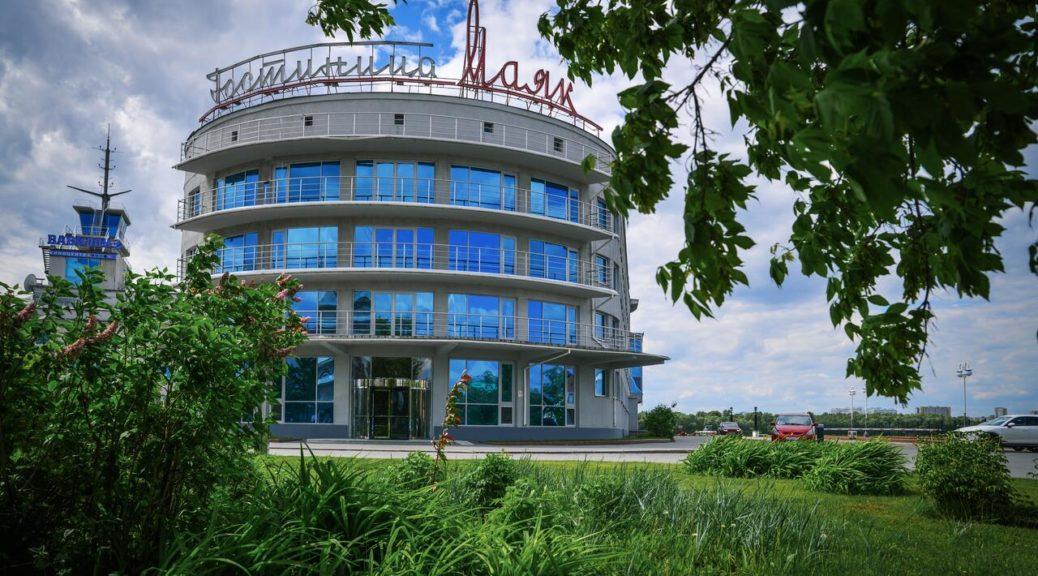 Гостиница Маяк 4* (Омск)