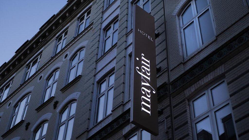Hotel Mayfair 4* (Копенгаген, Дания)