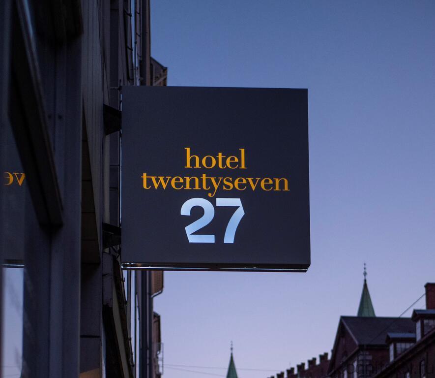 Hotel 27 (Копенгаген, Дания)