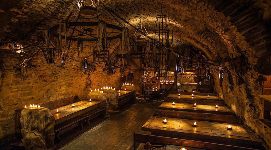 Гостиницы и рестораны Праги