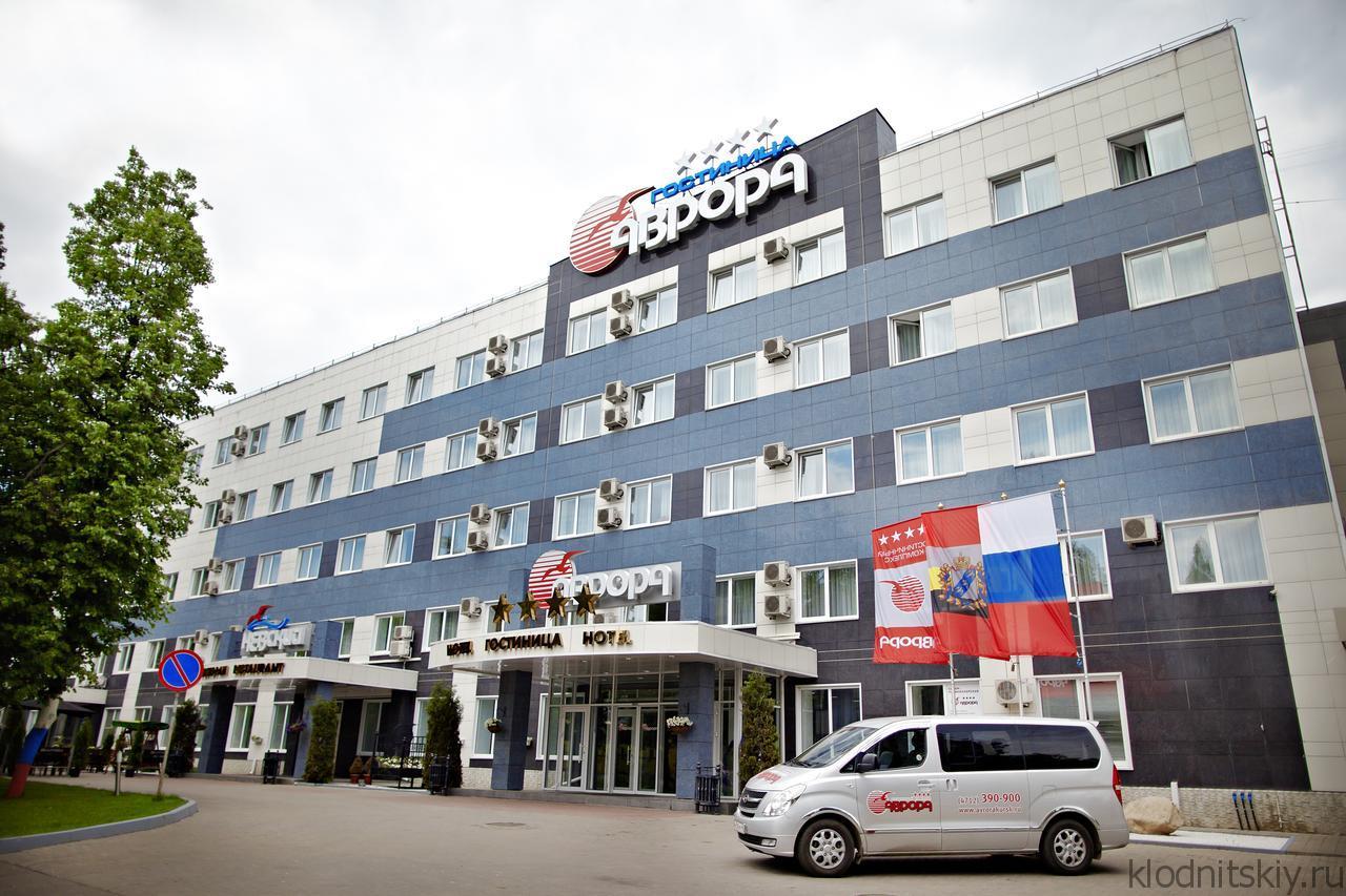 Аврора Отель 4* (Курск)
