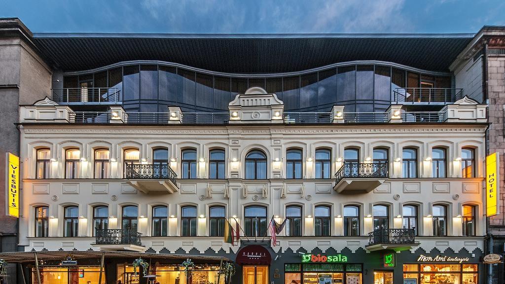 Гостиницы Литвы