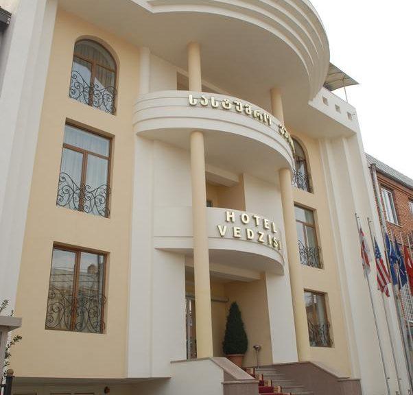 Hotel Vedzisi 4* (Грузия, Тбилиси)