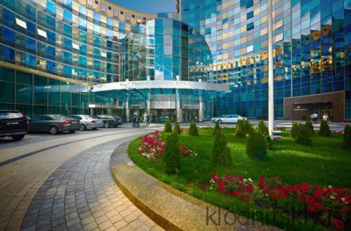 Отель Victoria Olimp (Минск, Республика Беларусь)