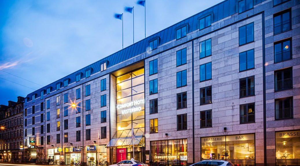 Comfort Hotel Vesterbro (Копенгаген, Дания)