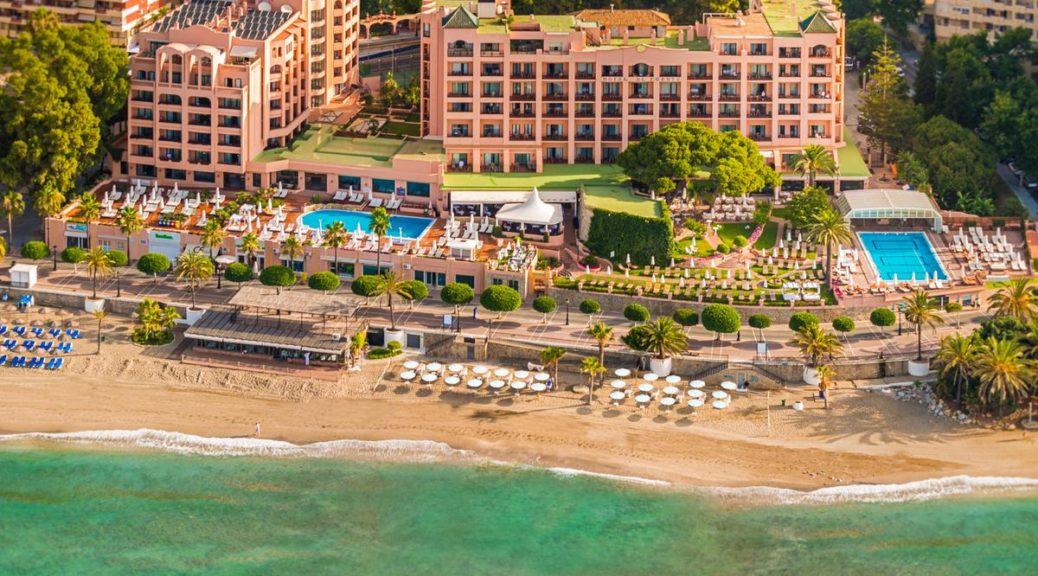 Hotel Fuerte Marbella 4* (Испания, Марбелья)