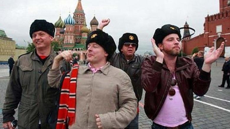 Чему удивлялись иностранцы в Москве?