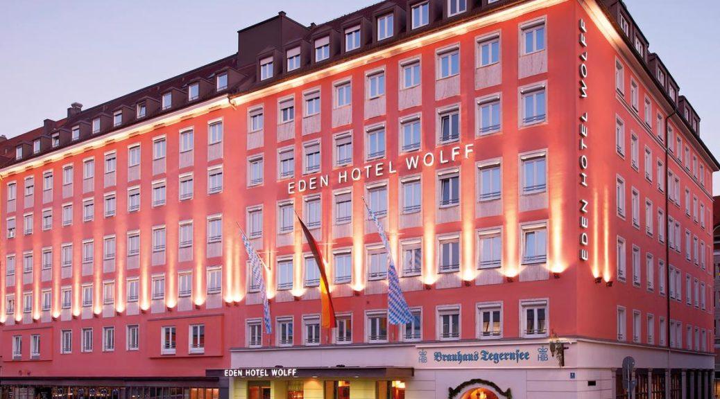 Eden Hotel Wolff 4* (Германия, Мюнхен)