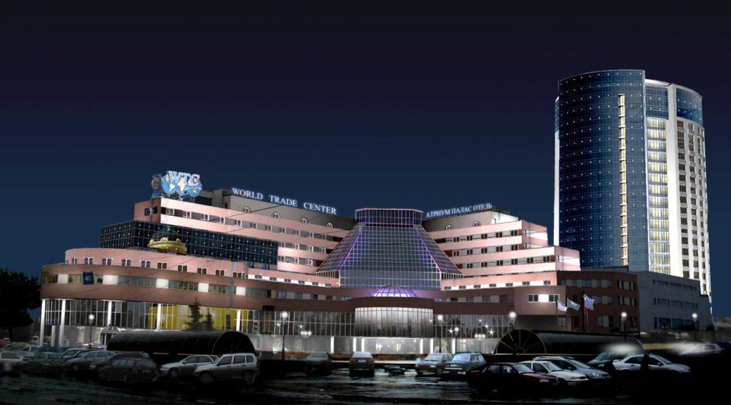 Атриум Палас Отель 5* (Екатеринбург)