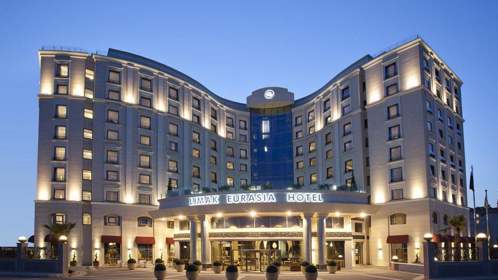 Гостиницы Стамбула
