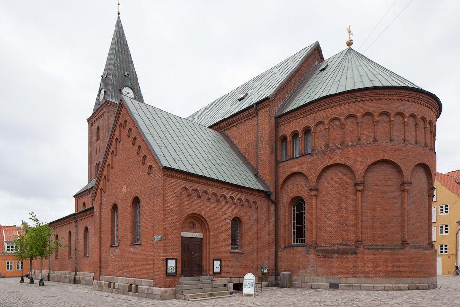 Ольборга -  Церковь Богоматери