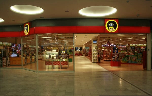Магазин игрушек BR копенгаген