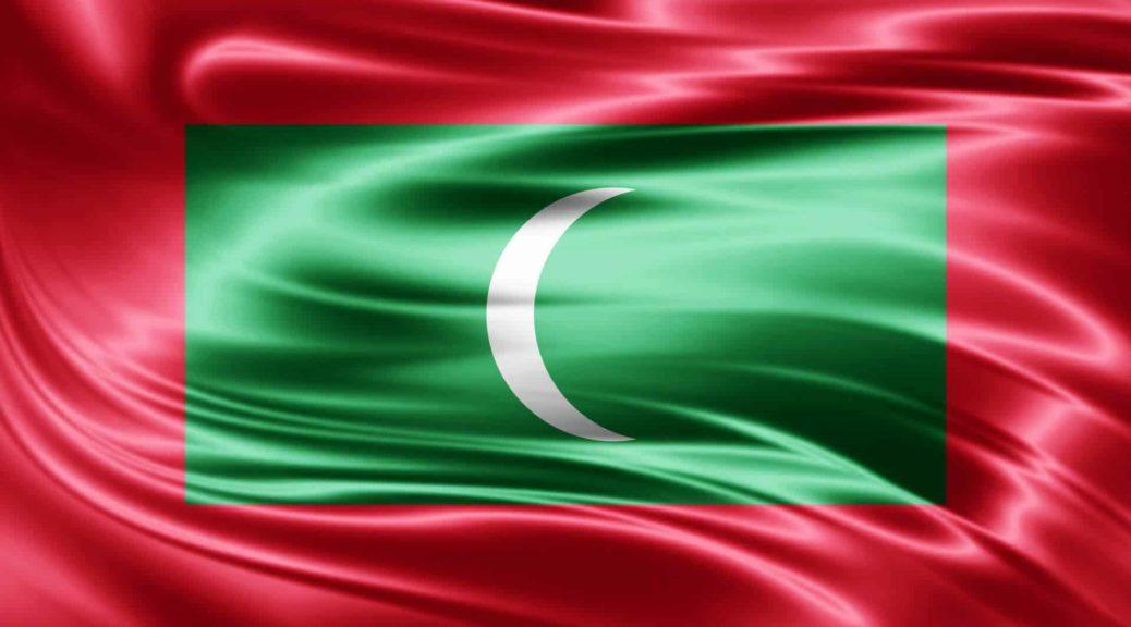 Флаг Мальдивские острова