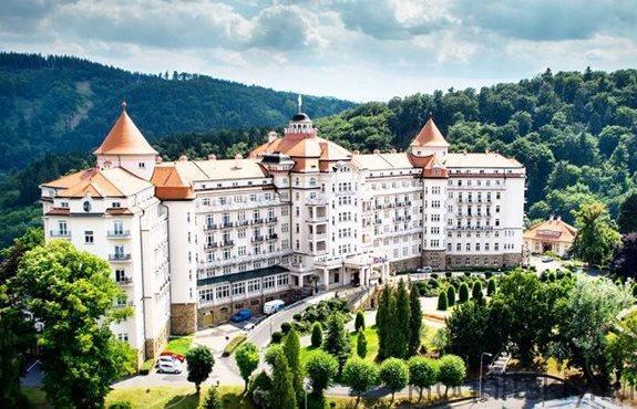 Гостиницы Чешской Республики