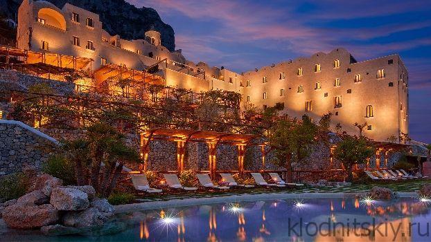 Гостиницы Италии