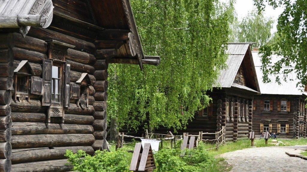 Костромская слобода (музей деревянного зодчества)