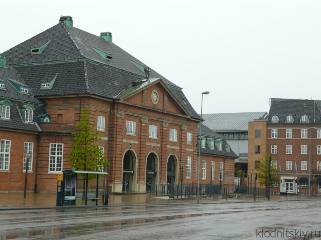 Оденсе, Дания
