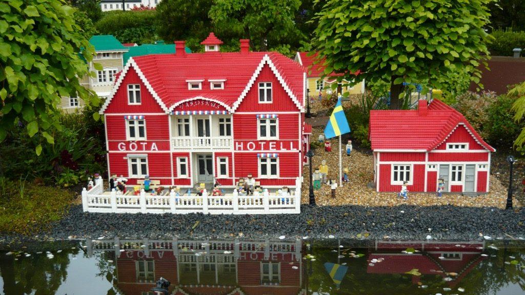 Парк Леголенд, Дания