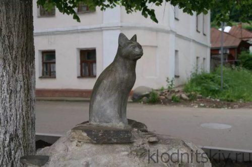 Плёсская Кошка